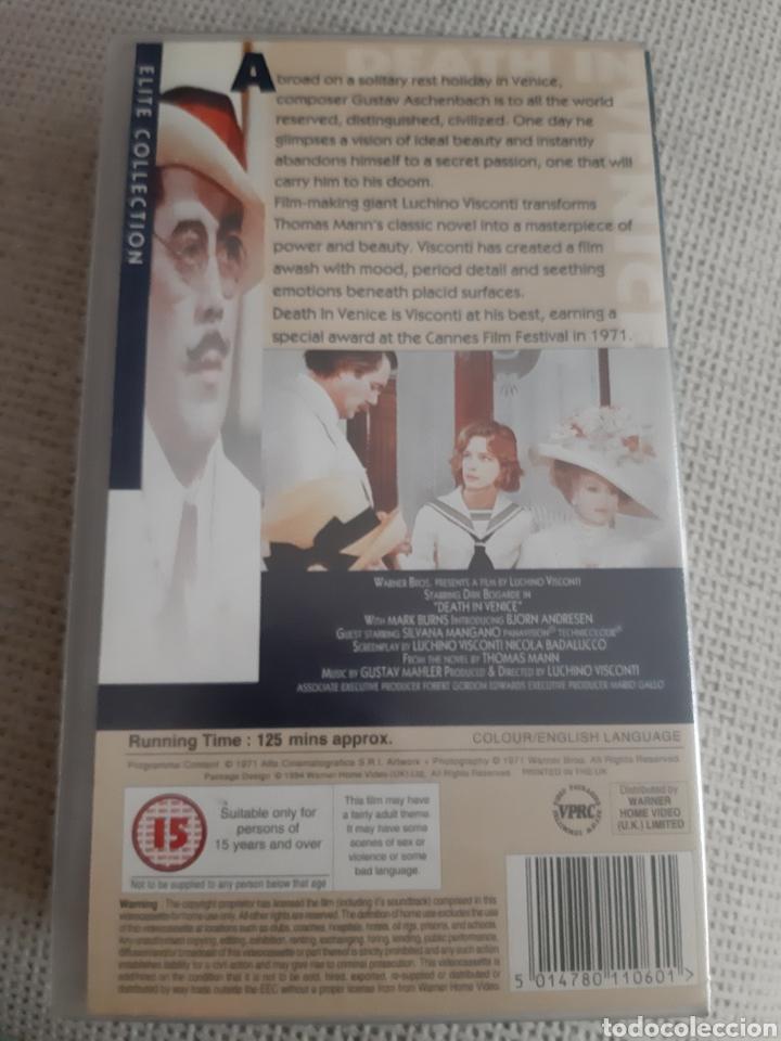 Cine: Muerte en venecia - Foto 2 - 208699736