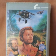 Cine: MÁS FUERTE MUCHACHOS (1986) - BUD SPENCER Y TERENCE HILL. VHS. Lote 208771740
