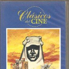 Cine: LAWRENCE DE ARABIA. VHS. Lote 209001410