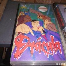 Cine: DRACULA VHS ORIGINAL ANIMACION DIBUJOS ANIMADOS. Lote 209563710