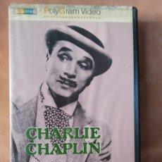 Cine: MONSIEUR VERDOUX (1947) - CHARLYE CHAPLIN POLYGRAM VIDEO. VHS. Lote 209791892