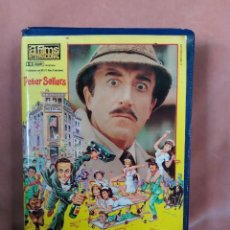 Cine: ¡HASTA NUNCA DOCTOR! - AFILMS INTERNATIONAL - VHS - CAJA GRANDE. Lote 210410181