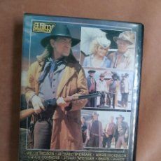 Cine: TEXAS TRAIN - WILLIE NELSON - RICHARD WIDMARK - VHS. Lote 210411842