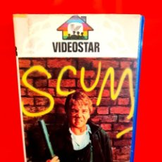 Cine: SCUM (1979) - ESCORIA, RAY WINSTONE, MICK FORD, JULIAN FIRTH, JOHN BLUNDELL. Lote 210419293