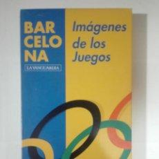 Cine: VHS PELICULA BARCELONA IMAGENES DE LOS JUEGOS OLIMPICOS 1992 LA VANGUARDIA. Lote 210428995