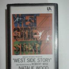 Cine: VHS PELICULA WEST SIDE STORY NATALIE WOOD LOS OSCARS DE HOLLYWOOD Nº 17 1961 - 1985. Lote 210429403