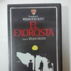 Cine: VHS PELICULA EL EXORCISTA I 1 WILLIAM FRIEDKIN OSCARS DE HOLLYWOOD Nº 11 1973 - 1985. Lote 210429796