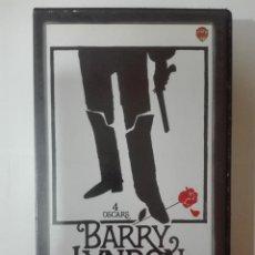 Cine: VHS PELICULA BARRY LYNDON STANLEY KUBRICK OSCARS DE HOLLYWOOD Nº 19 1975 - 1985. Lote 210443907