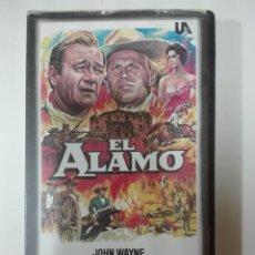 Cine: VHS PELICULA EL ALAMO JOHN WAYNE OSCARS DE HOLLYWOOD Nº 26 1960 - 1984. Lote 210444576