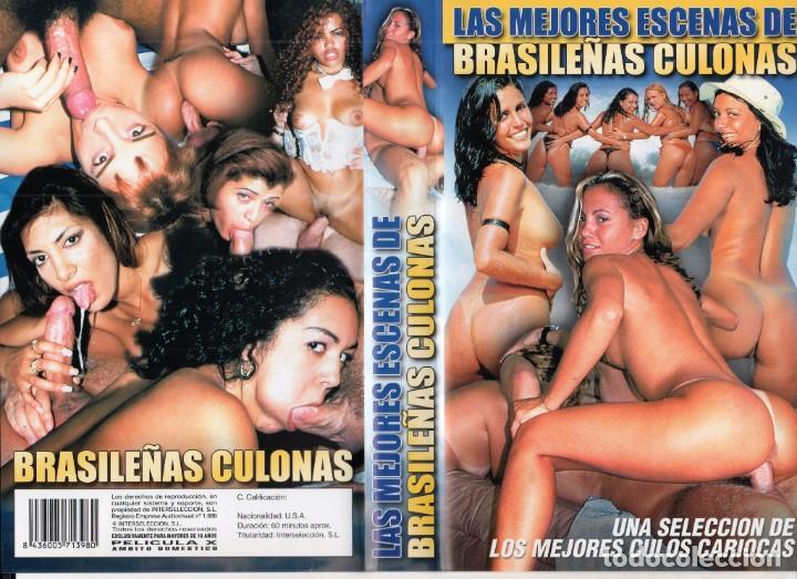 Pelicula porno brasileña o rebullón Vhs Las Mejores Escenas De Brasilenas Culonas Sold Through Direct Sale 210485107