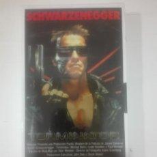 Cine: VHS PELICULA NUEVA A ESTRENAR TERMINATOR SCHWARZENEGGER (PRECINTADA) DIARI. Lote 210610281