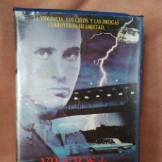 Cine: VIENTOS DE TEMPESTAD - CHRISTOPHER CAIN - EMILIO ESTEVEZ , CRAIG SHEFFER - VHS. Lote 210795036