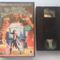 Cine: VHS - EL SEÑOR DE LAS BESTIAS 2. Lote 210963902