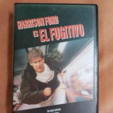 Cine: EL FUGITIVO. HARRISON FORD - VHS. Lote 211627540