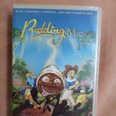 Cine: EL PUDDING MAGICO - VHS. Lote 211627595