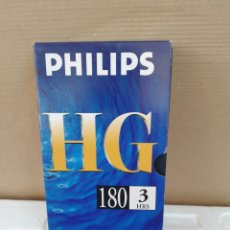 Cine: CINTA VHS 180 PHILIPS. Lote 211701781