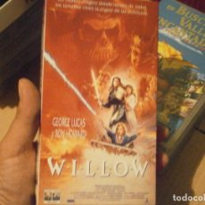 Cine: WILLOW VHS. Lote 211838767