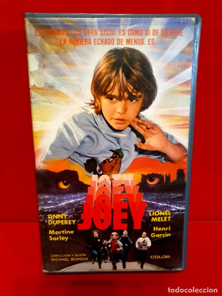 JOEY - ANNY DUPEREY, LIONEL MELET (Cine - Películas - VHS)