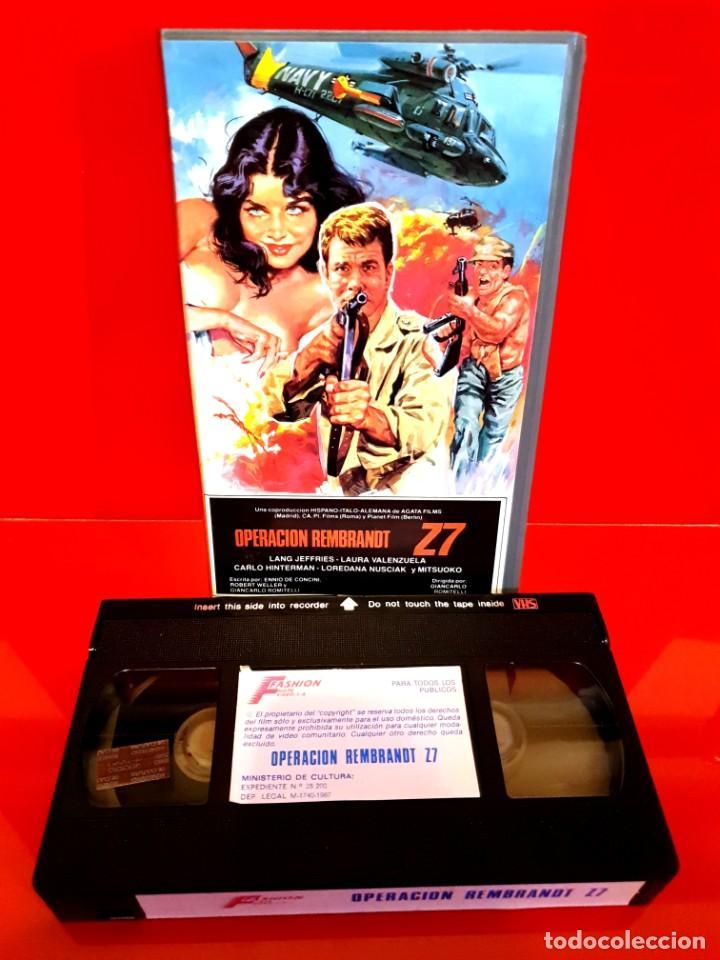 Cine: OPERACION REMBRANDT Z7 (1966) - Foto 3 - 211937783