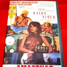 Cine: AMAZONAS PARA DOS AVENTUREROS (1974) CON RACHELE ERCOLE, ELENA VERONESE - MUY ESCASA. Lote 212134403