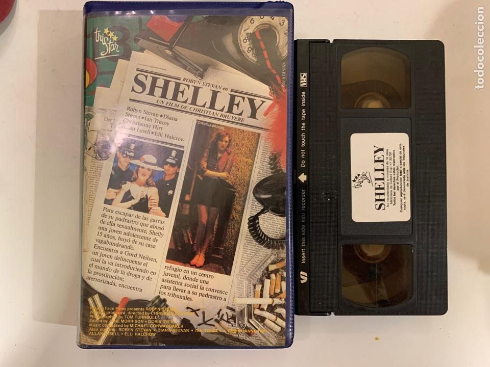 SHELLEY VHS ÚNICA EN TC (Cine - Películas - VHS)