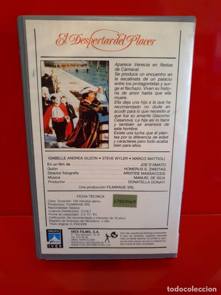 Cine: EL DESPERTAR DEL PLACER (1985) - Il piacere - Foto 2 - 212817501