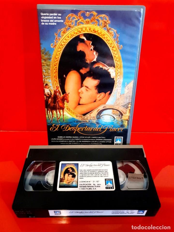 Cine: EL DESPERTAR DEL PLACER (1985) - Il piacere - Foto 3 - 212817501