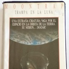 Cine: VHS: MOONTRAP.. Lote 212945805