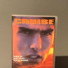 Cine: PELICULA VHS DAYS OF THUNDER DE TOM CRUISE. Lote 213363436