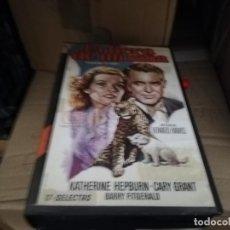 Cine: LA FIERA DE MI NIÑA VHS ORIGINAL / EDICION VIDEOTECHNICS VT. Lote 214014680