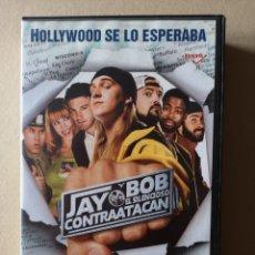 Cine: JAY Y BOB EL SILENCIOSO CONTRATACAN VHS. Lote 214754837