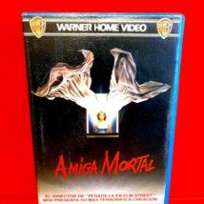 Cinema: AMIGA MORTAL (1986) DEADLY FRIEND. Lote 215115626