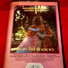Cine: DIAS DE ILUSIÓN (1980) - ANDREA DEL BOCA, LUISINA BRANDO, MEDIA DISCO - MUY ESCASA. Lote 215306213