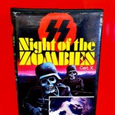Cine: NIGHT OF THE ZOMBIES (1981) - TERROR, ZOMBIS. GORE RAREZA OJO: V.O!. Lote 216936882
