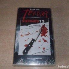 Cine: VIERNES 13 VHS. Lote 217217677