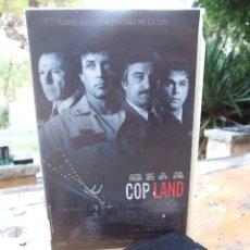 Cine: COP LAND - JAMES MANGOLD - SYLVESTER STALLONE , HARVEY KEITEL - LAUREN. Lote 217754786