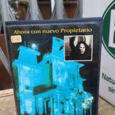 Cine: EL MOTEL DE NORMAN VHS - SLASHER CON PSICOPATA OBSESIONADO CON NORMAN BATES Y SU HOTEL. Lote 217914737