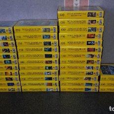 Cine: LOTE 38 CINTAS VHS NATIONAL GEOGRAPHIC. PERFECTO ESTADO. Lote 219092475