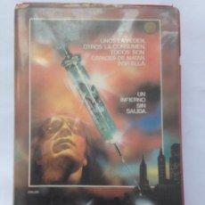 Cine: DROGA LETHAL - VHS - ACCION Y VENGANZA - PELICULA DE CULTO. Lote 219110406