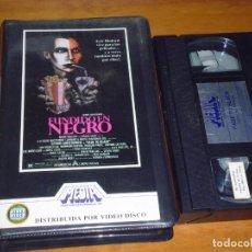 Cine: FUNDIDO A EN NEGRO / FADE TO BLACK - VHS 1ª EDICION MEDIA HOME VIDEO DISCO. Lote 219483728