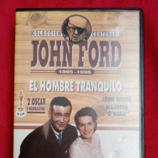 Cine: VHS PELÍCULA 1952. EL HOMBRE TRANQUILO. JOHN FORD. JOHN WAYNE, MAUREEN O'HARA... Lote 219752300