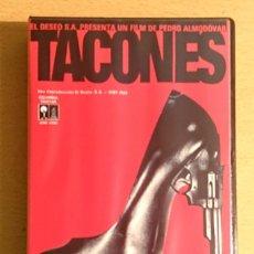 Cine: TACONES LEJANOS · PELÍCULA VHS · DE PEDRO ALMODÓVAR CON VICTORIA ABRIL, MARISA PAREDES, MIGUEL BOSÉ. Lote 219875880