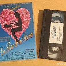 Cine: LA FLOR DE MI SECRETO · PELÍCULA VHS · DE PEDRO ALMODÓVAR CON MARISA PAREDES, JUAN ECHANOVE. Lote 219877733