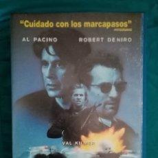 Cine: VHS PELÍCULA 1995. HEAT. MICHAEL MAN. AL PACINO, ROBERT DE NIRO, VAL KILMER. Lote 219913818