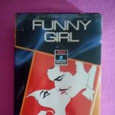 Cine: VHS PELÍCULA 1968. FUNNY GIRL. BARBRA STREISAND, OMAR SARHIF, FLORENZ ZIEGFELD. Lote 220095347