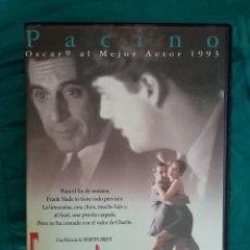 Cine: VHS PELÍCULA 1992. ESENCIA DE MUJER. MARTIN BREST. AL PACINO, CHRIS O'DONNELL, GABRIELLE ANWAR. Lote 220114667