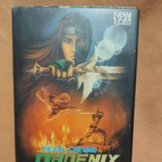 Cine: PHOENIX THE NINJA - PEARL CHEUNG - KUNG FU - ARTES MARCIALES - VHS. Lote 220804281