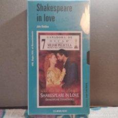 Cine: COLECCIÓN EL MUNDO (50): SHAKESPEARE IN LOVE. Lote 221113878