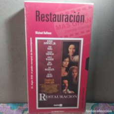 Cine: COLECCIÓN EL MUNDO (52): RESTAURACION. Lote 221114902