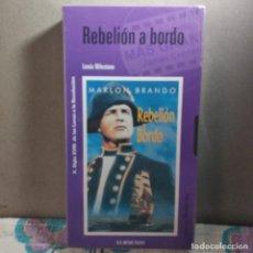 Cine: COLECCIÓN EL MUNDO (59): REBELIÓN A BORDO.. Lote 221115418